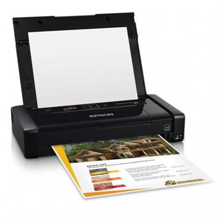 Epson WorkForce WF-100 - Impresora Portátil