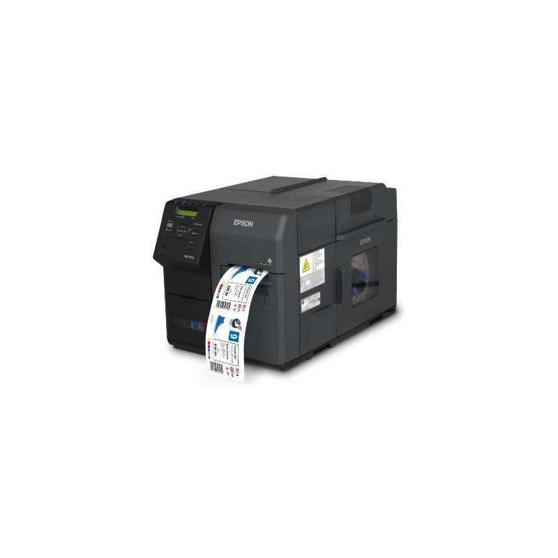 Epson ColorWorks C7500G - Impresora de Etiquetas a Color