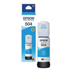 Epson T504220 Cian - Botella de Tinta