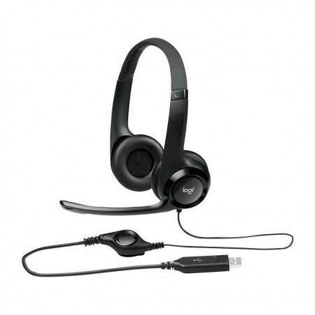 Logitech H390 Confort - Auricular