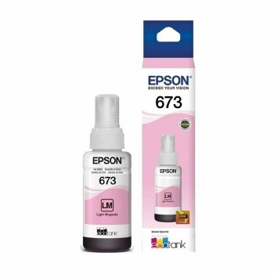 Epson T673620 Magenta Claro - Botella de Tinta