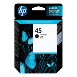 HP 45 (51645AL) Negro - Cartucho de Tinta