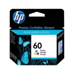 HP 60 (C643WL) Color - Cartucho de Tinta