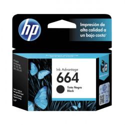 HP 664 (CF6V29AL) Negro - Cartucho de Tinta