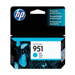 HP 951 (CN050AL) Cian - Cartucho de Tinta