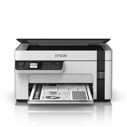 Epson M2120 Ecotank - Impresora Multifunción Blanco & Negro